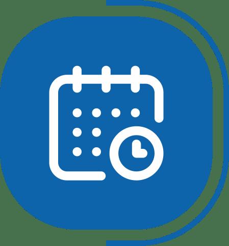 halaman fitur lengkap dashboard - segmen Analisa Mudah & Ambil Keputusan Usaha Cepat - icon Wawasan Waktu