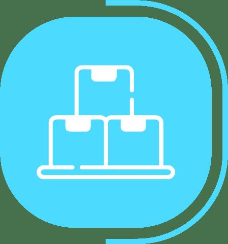 halaman fitur lengkap manajemen produk - segmen Kelola Produk Akurat Tanpa Batasan - icon Produk Unlimited