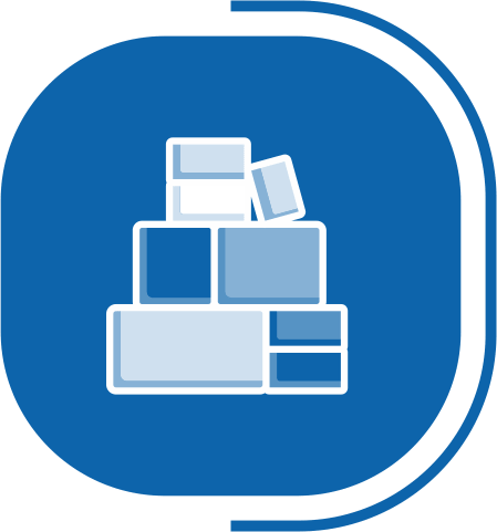 halaman fitur lengkap manajemen produk - segmen serba otomatis - icon Auto Report Stok Opname