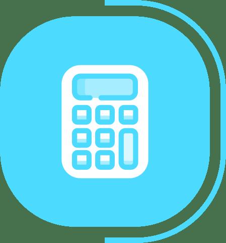 halaman fitur lengkap manajemen produk - segmen serba otomatis - icon Hitung Harga Modal Otomatis