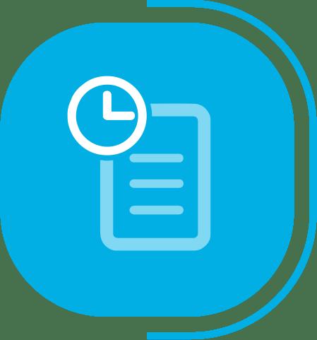 halaman fitur lengkap manajemen produk - segmen serba otomatis - icon Kartu Stok