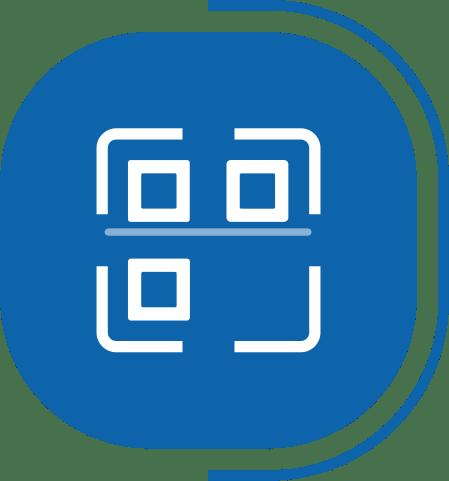 halaman fitur lengkap pesanan - segmen Pengiriman Gudang - icon QR Barcode Ready