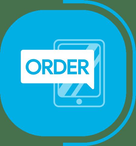 halaman fitur lengkap pesanan - segmen Pesanan Pelanggan - icon Pre-Order