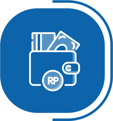halaman fitur lengkap pesanan - segmen Pesanan Pelanggan - icon Terima DP