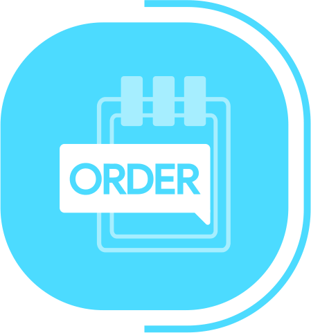 halaman fitur lengkap pesanan - segmen Pesanan Pembelian - icon Pencatatan Purchase Order
