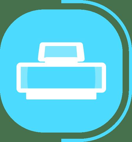 halaman layanan aplikasi kasir canggih - segmen kasir basic - icon kasir