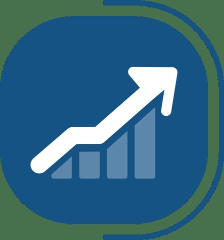 halaman layanan aplikasi kasir canggih - segmen kasir basic - icon laporan penjualan