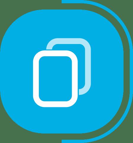 halaman fitur lengkap Manajemen Resep Dokter - segmen SIMPEL & SERBA OTOMATIS - icon Copy Resep Mudah