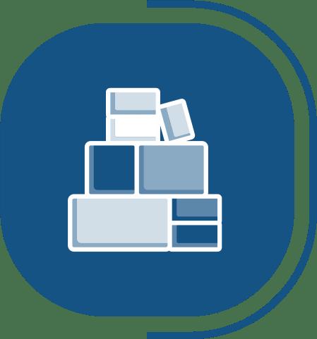 halaman fitur lengkap Manajemen Resep Dokter - segmen SIMPEL & SERBA OTOMATIS - icon Inventory Terjaga