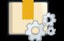 icon manajemen produksi